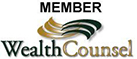 Wealth Counsel member badge
